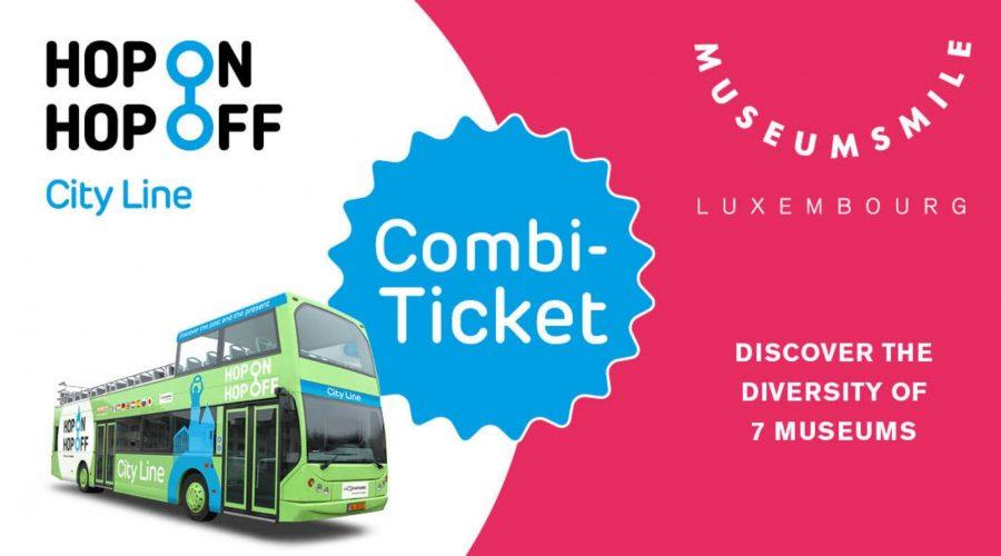 Kombi Ticket Hop On Hop Off + Musées